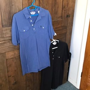 Set of two penguin brand button down